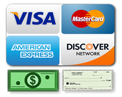 payment forms of Discount Appliance Repair in Daly City